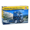 Italeri MERCEDES-BENZ ACTROS BLACK EDITION autó makett Italeri 3841