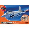 AIRFIX QUICK BUILD Eurofighter Typhoon Airfix J6002