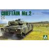 Takom British main Battle Tank Chieftain Mk.2 tank harcjármű makett Takom 2040