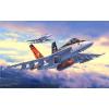 Revell F/A-18E Super Hornet katonai repülő makett revell 3997