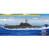 Russian Navy Akula class attack submarine makett HobbyBoss 87005