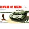 Takom Canadian MBT Leopard C2 MEXAS tank harcjármű makett Takom 2003