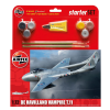 AIRFIX De Havilland Vampire T11 Starter Set 1:72 A55204