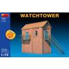 MiniArt Watchtower épület makett MiniArt 72025
