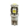 W5W LED 12V 5*5050 W2,1*9,5d / T10
