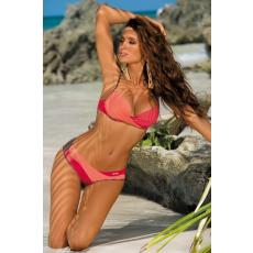 Impresszió Marko Christina narancs-csokoládébarna bikini