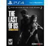 Naughty Dog The Last of Us Remastered PS4 videójáték