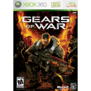 Microsoft Gears of War Xbox360