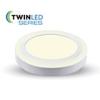 VTAC LED panel TwinLED - kör (15 Watt) hideg fehér