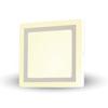 VTAC LED panel TwinLED - négyszög (8 Watt) hideg fehér