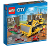 LEGO City Buldózer 60074 lego