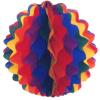Óriási színes gömb