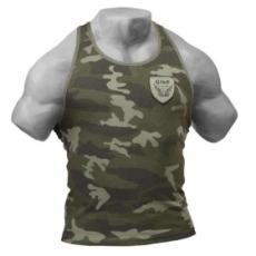 Gasp Utility Rib T-hátú trikó (zöld terepmintás) (1 db)