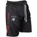 Gorilla Wear Functional Mesh rövidnadrág (fekete/piros) (1 db)