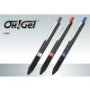 Roller toll Pentel OhGel K497-B 0.7 mm piros