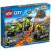 LEGO CITY: Vulkánkutató bázis 60124