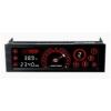 Lamptron CM430 PWM ventilátor vezérlõ - fekete / piros