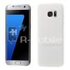 Samsung Galaxy S7 Edge Tok Szilikon Matt Áttetsző
