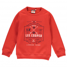 Lee Cooper Felső Lee Cooper London Crew gye.