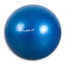 Gimnasztikai labda MOVIT - 75 cm, kék fitness labda