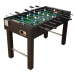 OEM Asztali foci - fekete, MDF 121 x 101 x 79 cm
