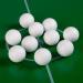 Labdák asztali focihoz - fehér, 10 db, 36 mm