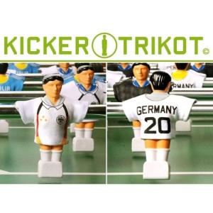 Tartalék futballmez, Németország - 11 db