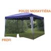 OEM Szúnyogháló kerti parti sátorhoz - 12 m PROFI
