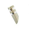Fali lámpa rozsdamentes acélból Garth - 2 x 12 LED dióda
