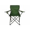 OEM Összecsukható szék pohártartóval - zöld