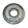 OEM Súlytárcsa súlyzóhoz 0,5 kg - 30 mm