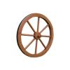 OEM Fa kerék Garth, stílusos, rusztikus dekoráció - 45 cm