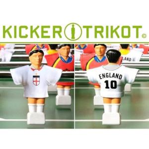 Tartalék futballmez, Anglia - 11 db