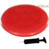 Masszírozó dinamikus légpárna MOVIT - 33 cm, piros