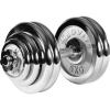 OEM MOVIT® egykezes súlyzó - 30 kg, krómozott