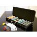 OEM Póker készlet, 500 db-os zseton – OCEAN BLACK EDITION, értéke 5-1000