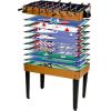 OEM Többfunkciós játékasztal - Muti 15, barna