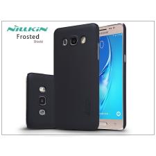 Samsung J510FN Galaxy J5 (2016) hátlap képernyővédő fóliával - Nillkin Frosted Shield - fekete tok és táska