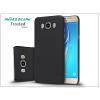 Samsung J710F Galaxy J7 (2016) hátlap képernyővédő fóliával - Nillkin Frosted Shield - fekete