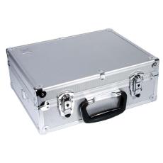 Dörr EA 37x29x14 alukoffer, kicsi + előmetszett szivacsbetét