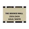 Sunbounce Bounce-Wall A4/8x11 inch-es derítőlap, cikcakk arany/fehér