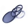 B+W cirk. polárszűrő High Transmission Käsemann - MRC nano felületkez. - XS-pro fogl. - 40,5 mm