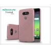 Nillkin LG G5 H850 hátlap képernyővédő fóliával - Nillkin Frosted Shield - rose gold