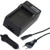 PATONA Akkumulátor töltõ Panasonic DMW-BCC12 CGA-S005 S005E DMC-FC01