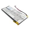 AE522866P Akkumulátor 1000 mAh