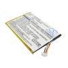 ENCPT505068HT Akkumulátor 2000 mAh