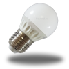 V-tac LED lámpa , égő , körte , E27 foglalat , 6 Watt , meleg fehér
