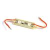 LEDvonal LED modul 0.5 Watt , 2x5050 SMD LED , Piros GTLED