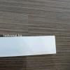 LEDvonal Aluminium profil opál fedő 1 m , WALL