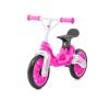Chipolino Trax futóbringa - pink lábbal hajtható járgány